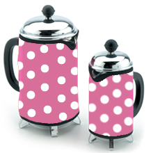 Red Berry Cafetiere Jacket